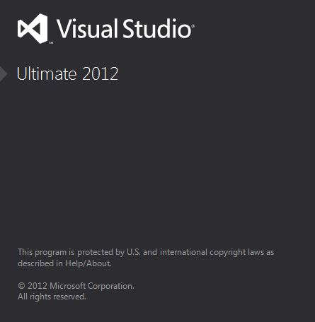 Visual Studio 2012 Splash Screen.JPG