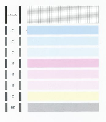 MX922 not printing color - Canon Community