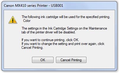 Printing In Color OnlyPNG