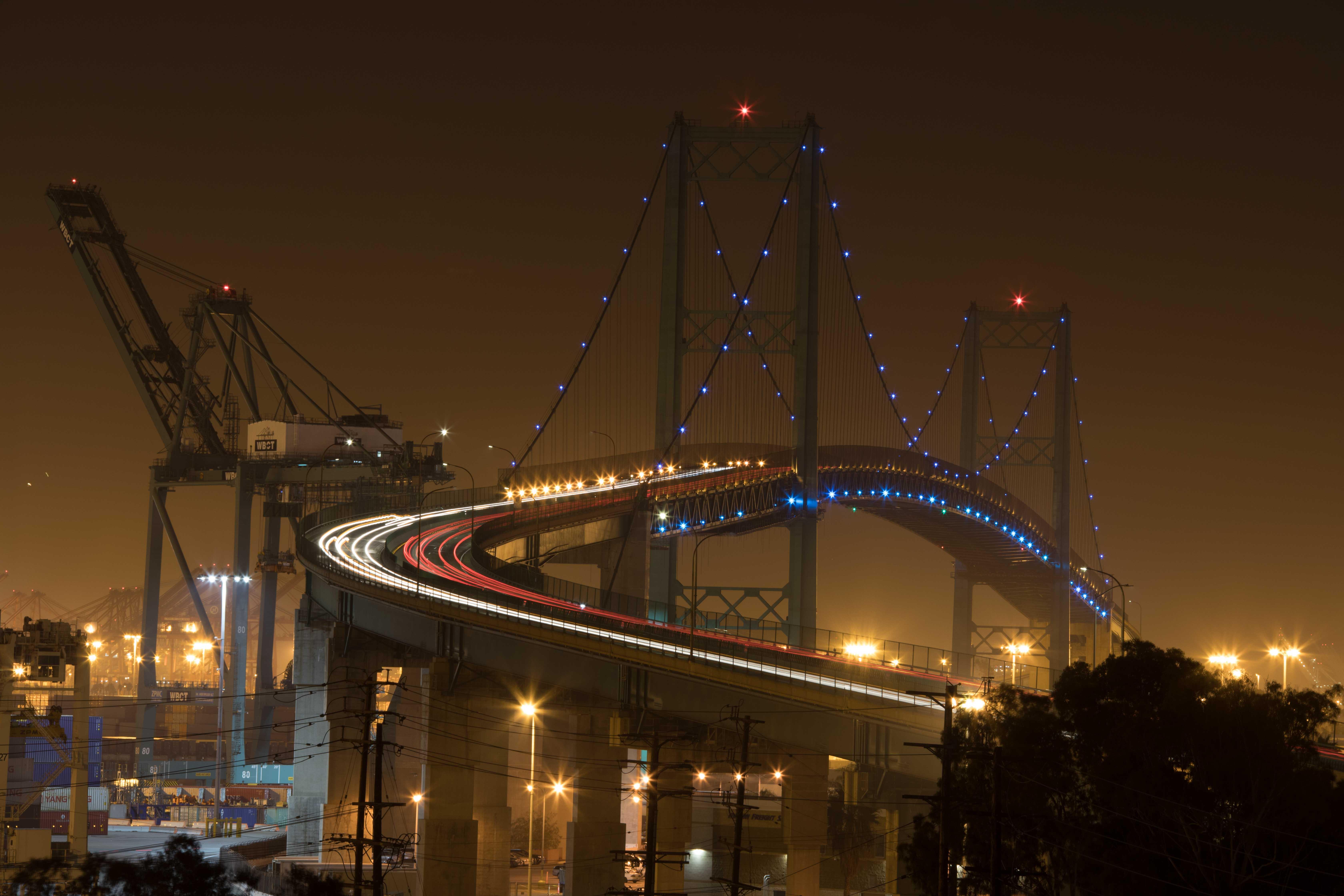 Photo for Canon Forum, Vincent Thomas Bridge.jpg