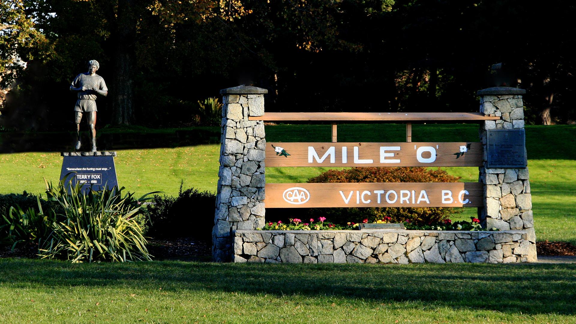Canada BC Victoria Beacon Hill Park Mile 0.jpg