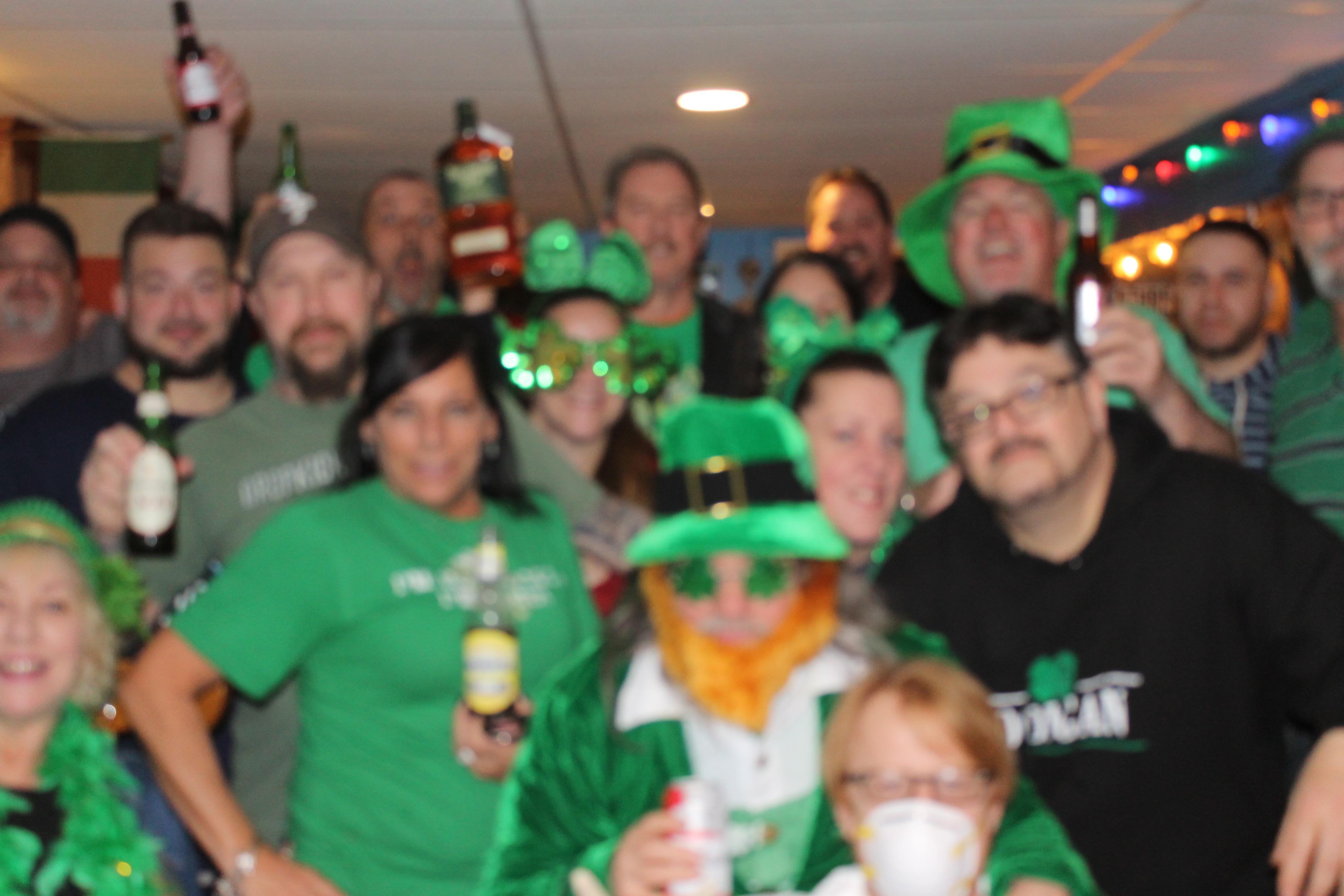 St. Patricks Party
