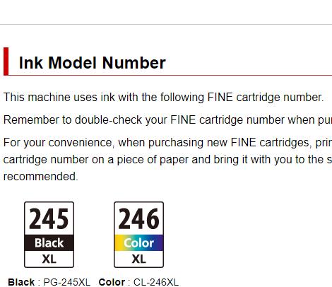 printer cartridge ink model number.png