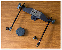 Lepp/Stroboframe dual flash bracket