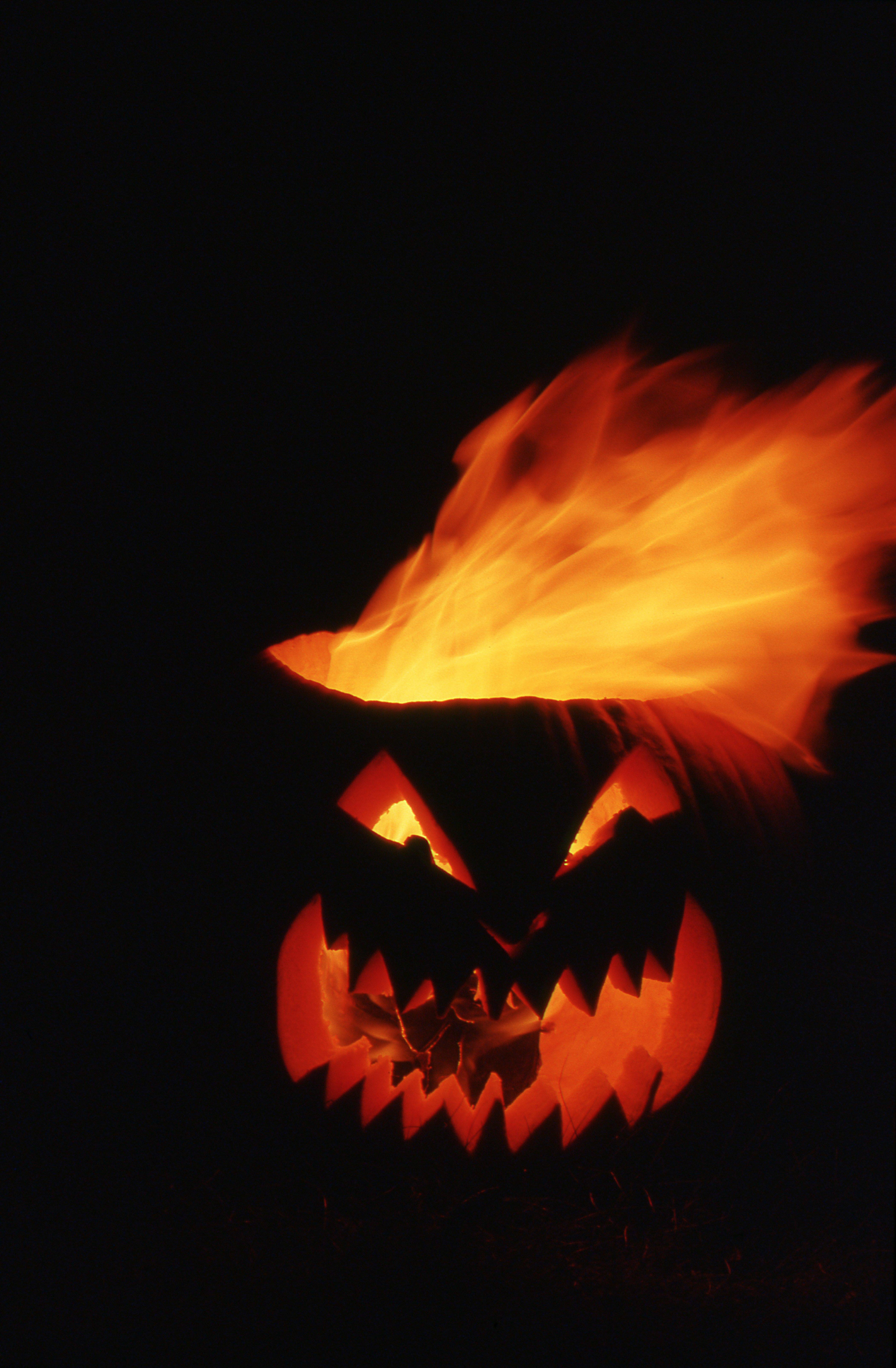 Hell Pumpkin!