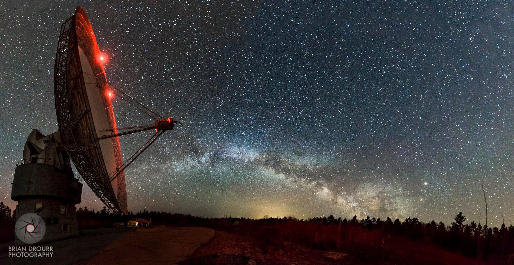 ARO Milky Way