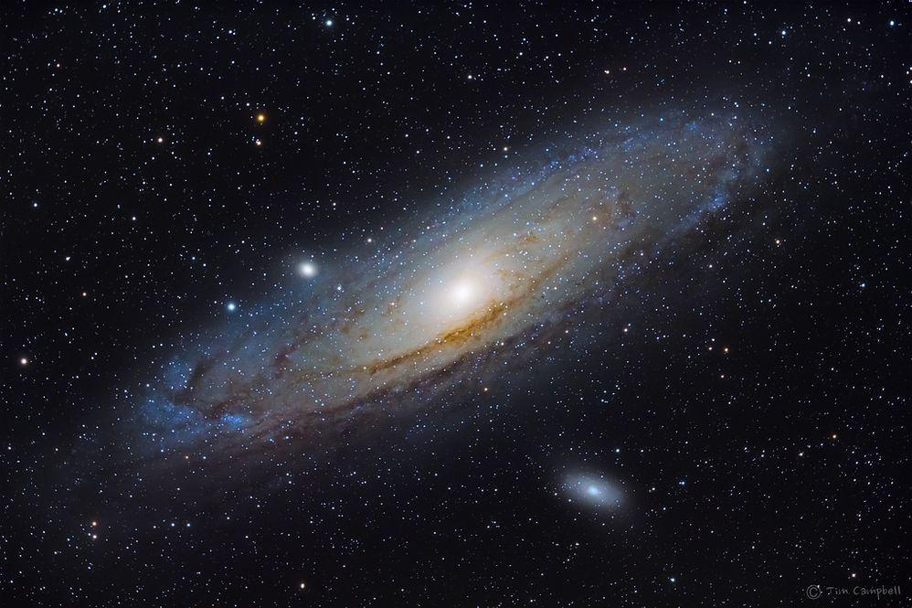 Andromeda & Companions