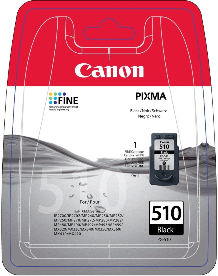 Pixma cartridge