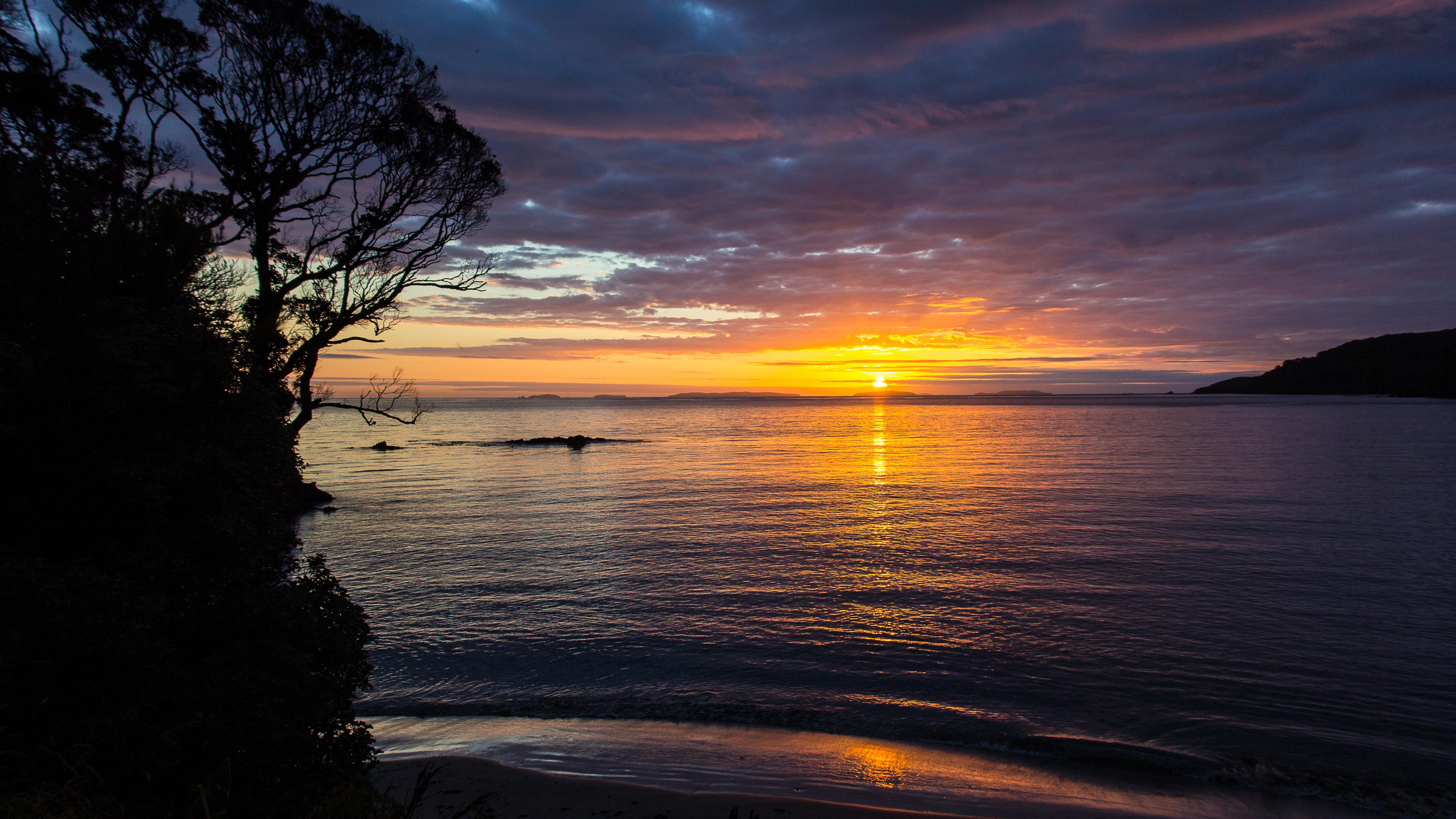 NZ Rakiura NP Bungaree Bay Sunrise 01 LR.jpg