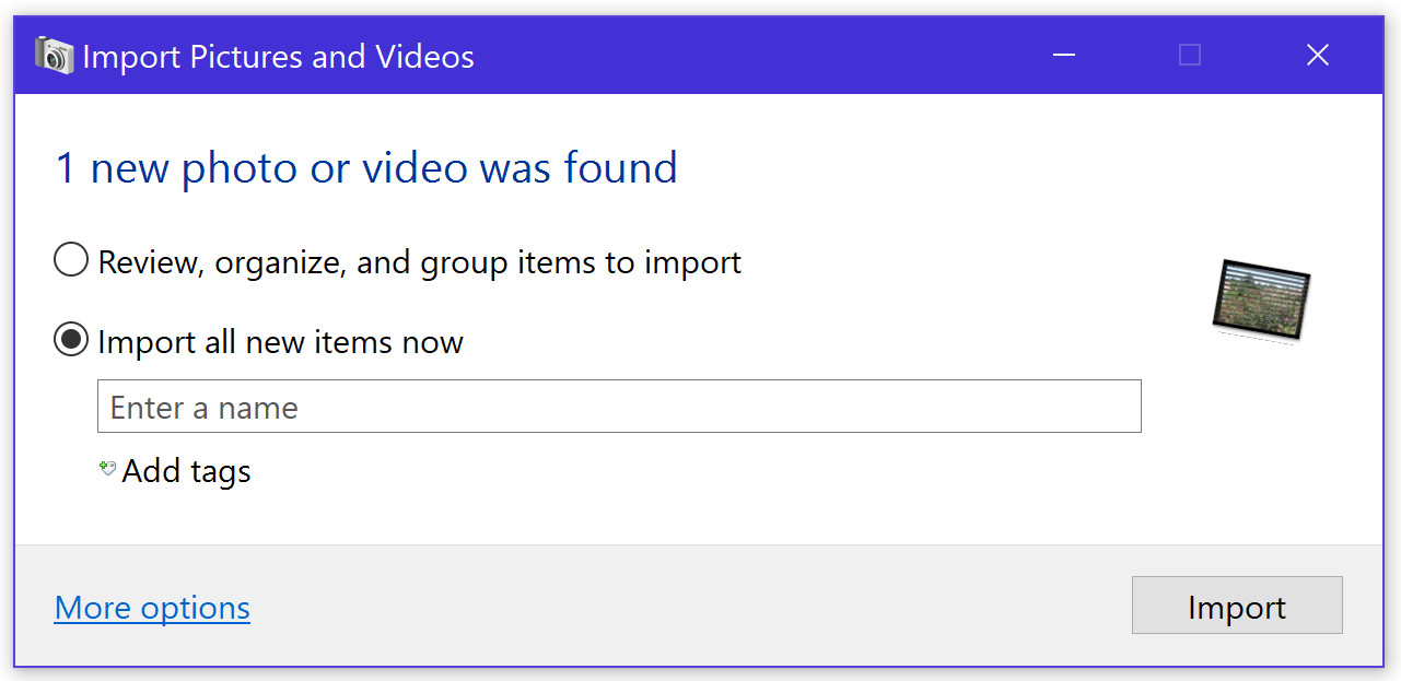 Canon 'Import Pictures and Videos' pop-up window.jpg