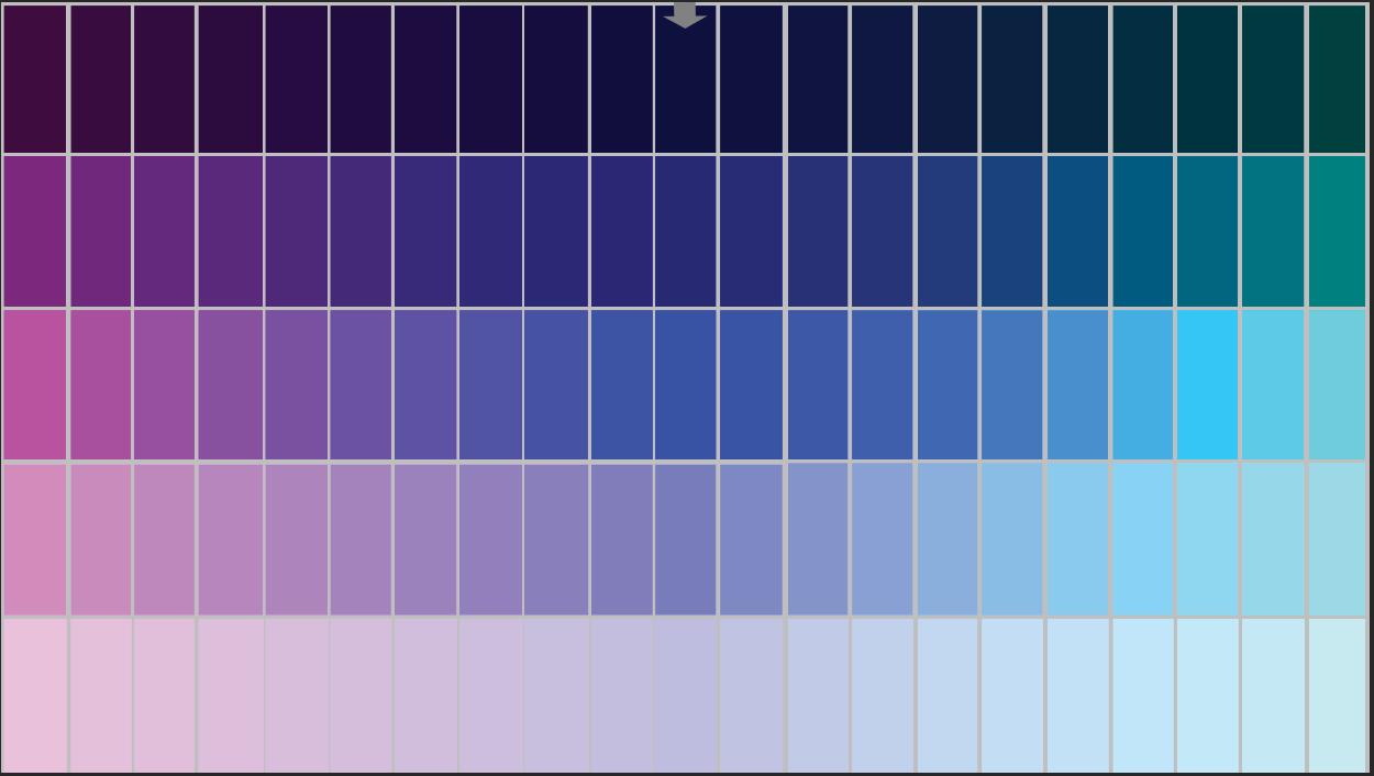 Purple Screen Monitor : Re brand new canon pro prints all blues very