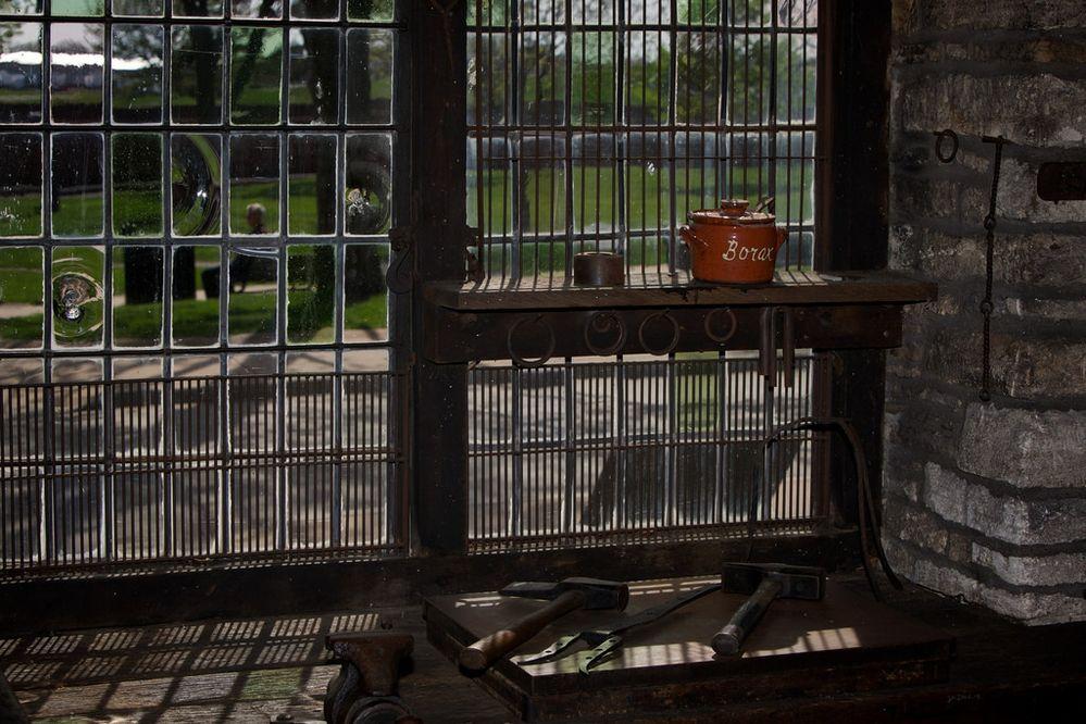 Blacksmith's Window - Revisited