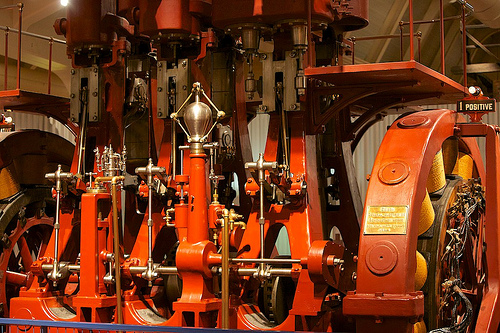 Generator (Color) at Henry Ford Museum