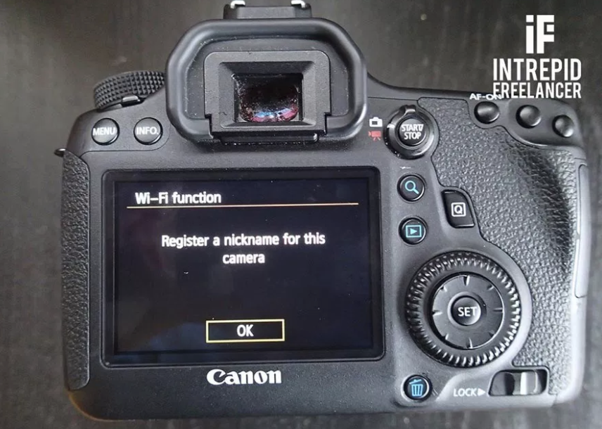 canon 6d wifi connection to smartphone problem canon community rh community usa canon com Canon 6D Mark II canon 6d mark ii wifi manual