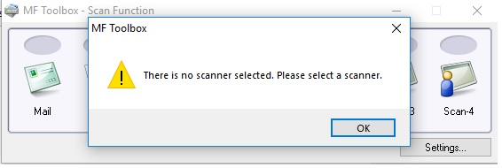Canon Toolbox A Supported Scanner Is Not Installed - Best