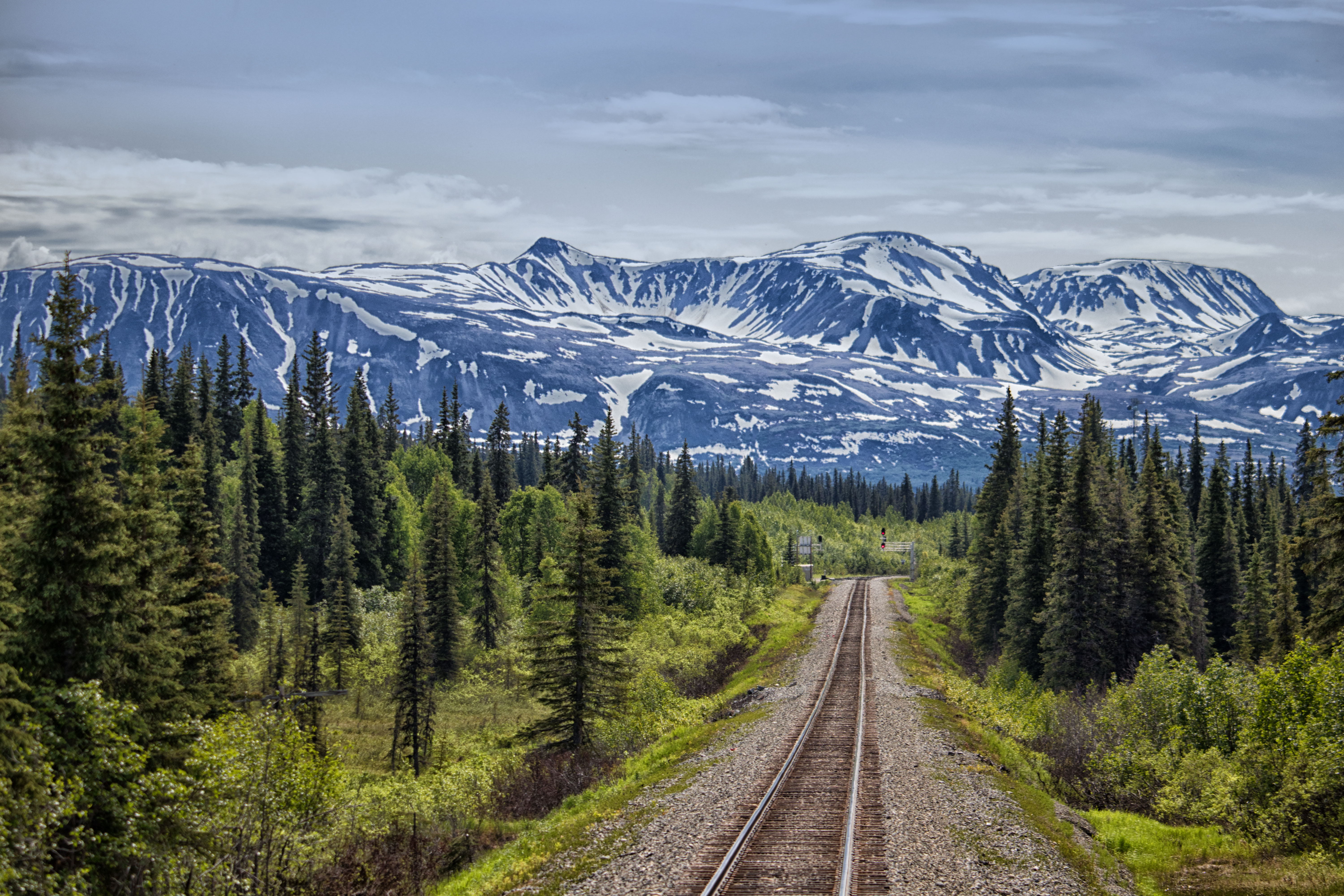 On the Way to Denali
