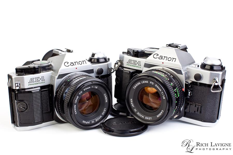 Canon AE-1 Programs