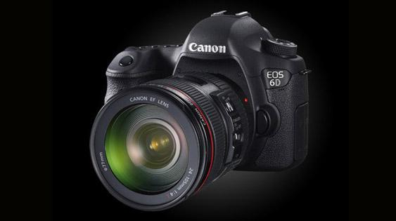 Canon EOS-6D