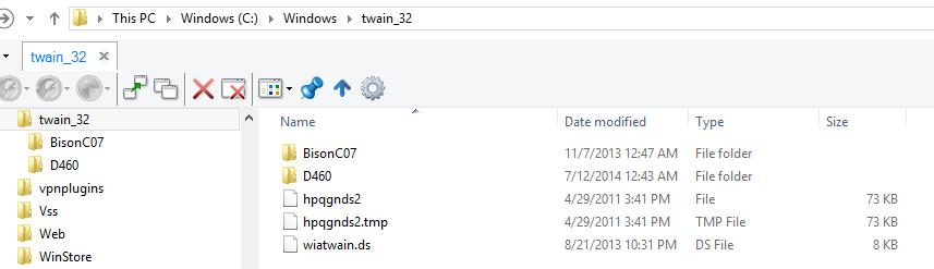 Драйвер для сканера canon mf3200 series для windows 8