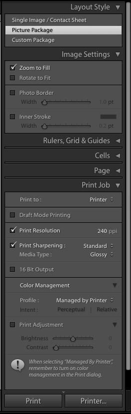 Canon PIXMA Pro 9000 MARK II Digital Photo Inkjet Printer