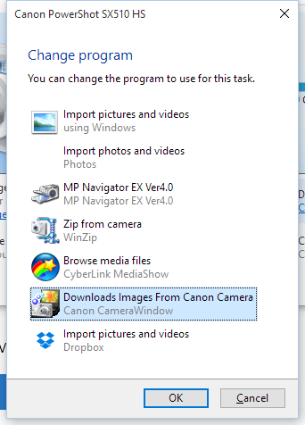 how to delete photos from import on photos