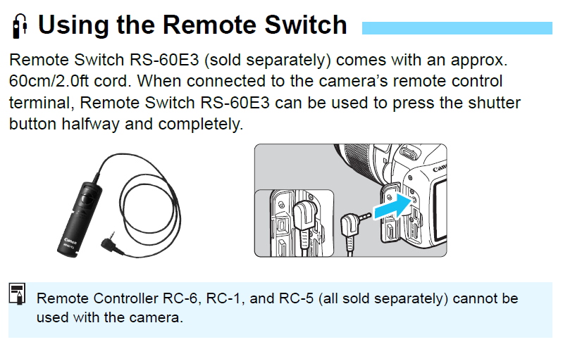 canon rebel t3 instruction manual